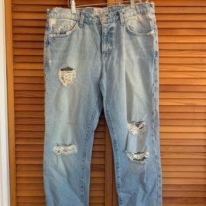 NWOT Current/Elliott jeans